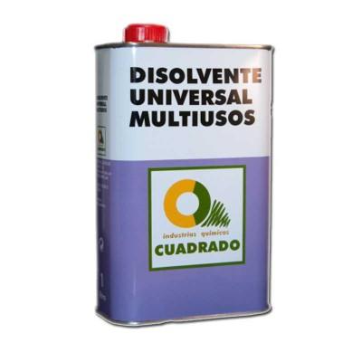 Disolvente Universal Multiusos para todo tipo de Pinturas