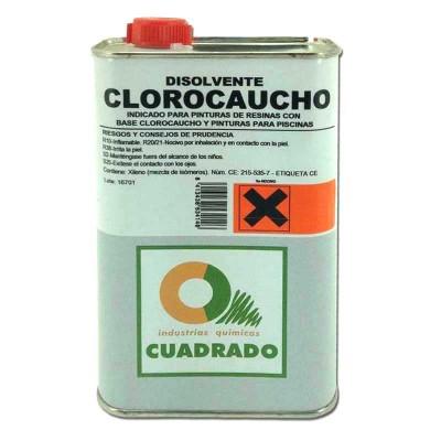 Disolvente Clorocaucho de Primera Calidad
