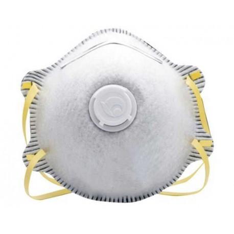 Mascarilla de Protección con Filtro FFP2 para Gases y Vapores