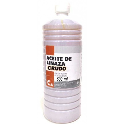 Aceite de Linaza para Madera Crudo