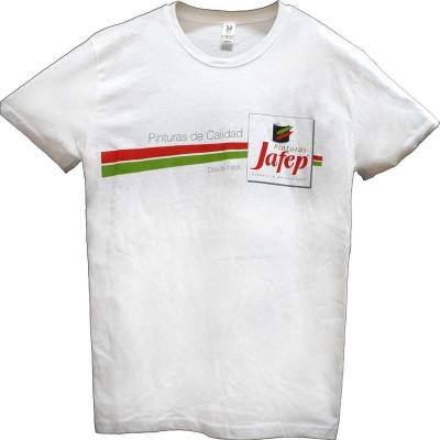 Camiseta Manga Corta Jafep