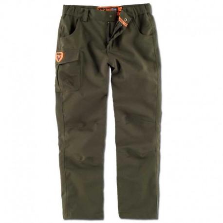 Pantalón Infantil Impermeable para Deportes de Aventura