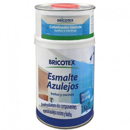 Esmalte de Poliuretano Satinado de Dos Componentes para Azulejos