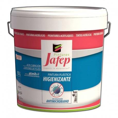 Pintura Higienizante Antimicrobiana con Aditivo de Iones de Plata