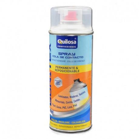 Adhesivo Multiusos en Spray para Todo Tipo de Superficies Plástico, Corcho, etc.