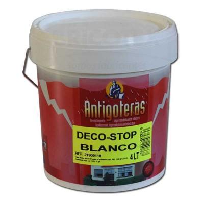 Pintura Impermeabilizante Antigoteras Deco-Stop