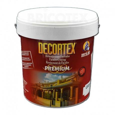 Pintura para fachadas Decortex Premium