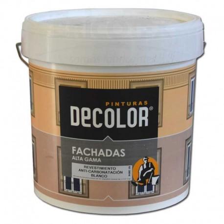 Pintura Anticarbonatación para Hormigon y Fachadas Color Blanco