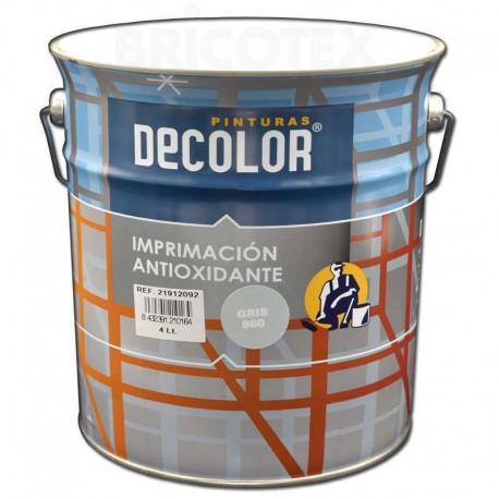 Pintura Imprimación Antioxidante para Hierro Decolor