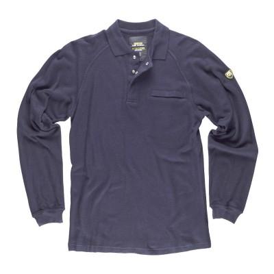Camiseta Polo de Trabajo Ignífugo y Antiestático