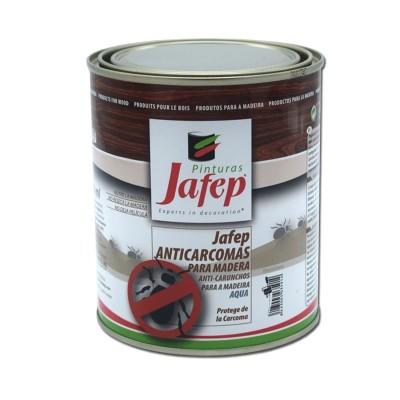 Tratamiento Anticarcomas al Agua Jafep (Protege la madera)