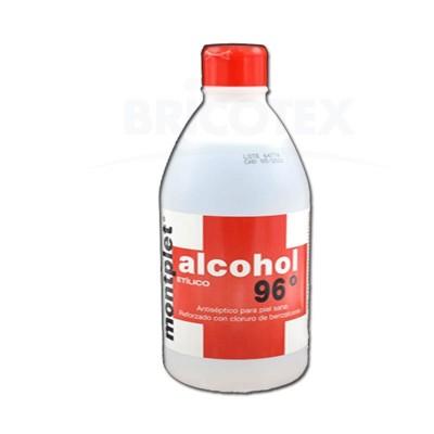 Alcohol Etílico 96º