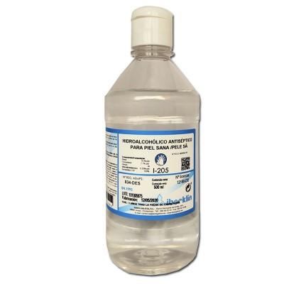 Solución Hidroalcohólica Desinfectante para Manos I-205