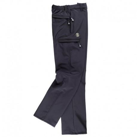Pantalón de Trabajo Workshell Multibolsillos