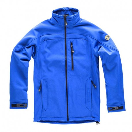 Chaqueta Workshell con Forro Polar