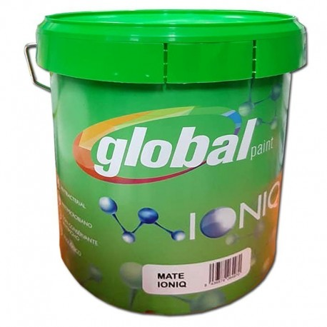 Pintura de Fachadas Revestimiento Exterior Antibacterias para Uso Sanitario Globalwall