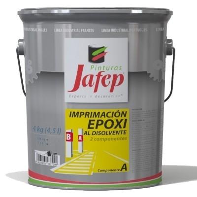 Imprimación Epoxi 2 Componentes al Disolvente para Suelos