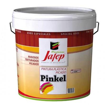 Pintura Plástica Especial para Picar Rayar hacer Gotelet color Blanco