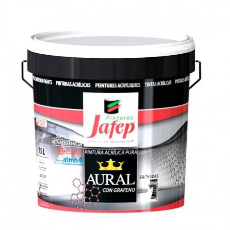 Pintura para Fachadas con Protección Anticarbonatación Aural con Grafeno