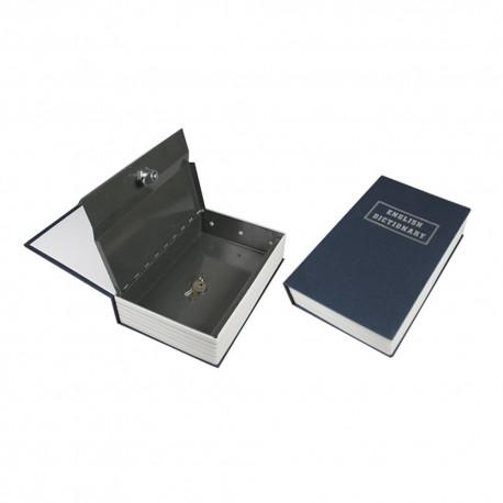 Caja-libro seguridad