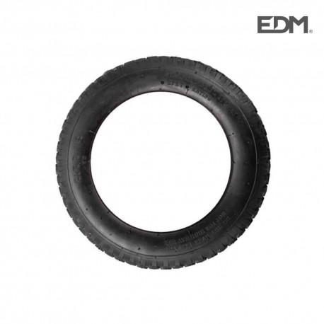 Recambio cubierta rueda neumatica edm
