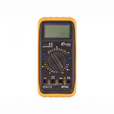 Multimetro digital my-64