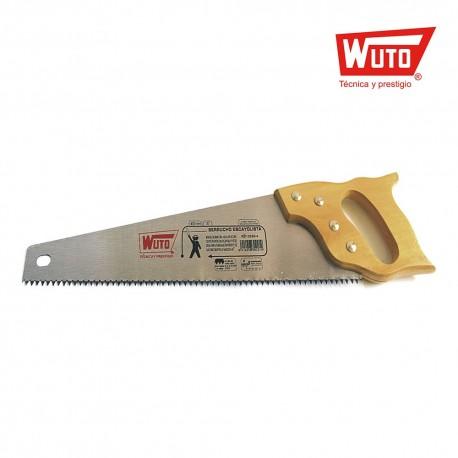 Serrucho carpintero 2514-45 caja wuto