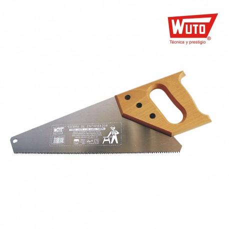 Serrucho carpintero 2514-30 caja wuto