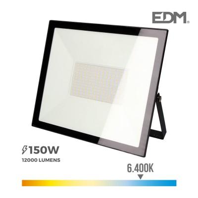 Foco proyector led de 12.000 lúmenes 150w 6400k EDM