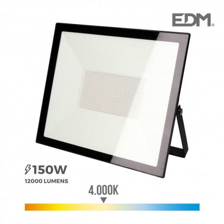 Foco proyector led 150w 4000k edm