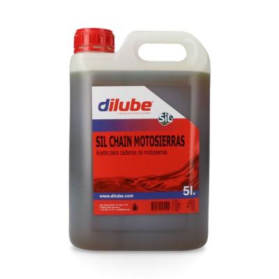 Garrafa 5l. aceite para cadenas de motosierra