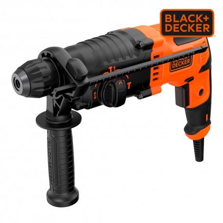 *s.of* martillo sds-plus 650w behs01k-qs black+decker