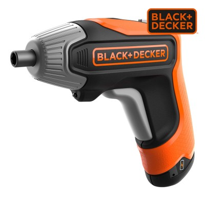 *s.of* atornillador 3,6v 1,5ah bcf611ck-qw black+decker
