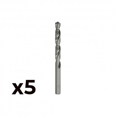 Pack 3 brocas cilind. a.rapido de 12.75mm m127