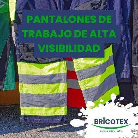 Pantalones de Trabajo de Alta Visibilidad