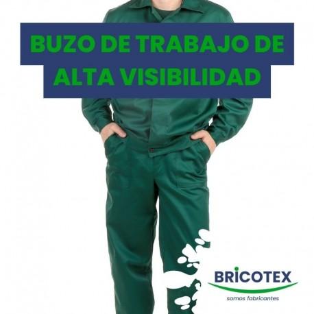Buzo de Trabajo de Alta Visibilidad