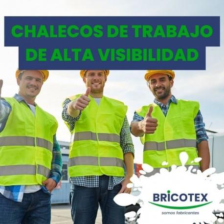 Chalecos de trabajo de Alta Visibilidad