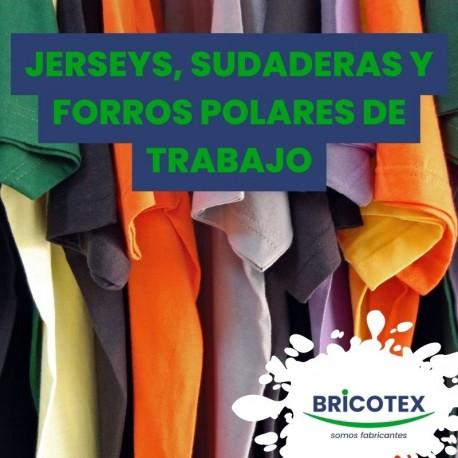Jerseys, Sudaderas y Forros Polares de Trabajo
