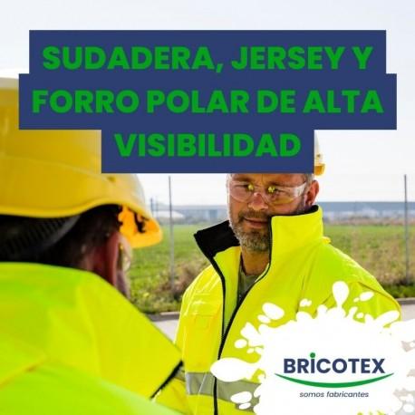 Sudadera, Jersey y Forro Polar de Trabajo de Alta Visibilidad