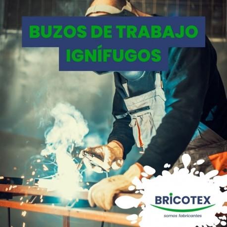 Buzos de Trabajo Ignífugos