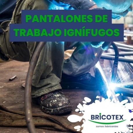 Pantalones de Trabajo Ignífugos