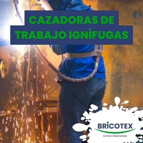Cazadoras de Trabajos Ignífugas