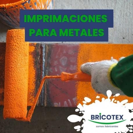 Imprimaciones para metales