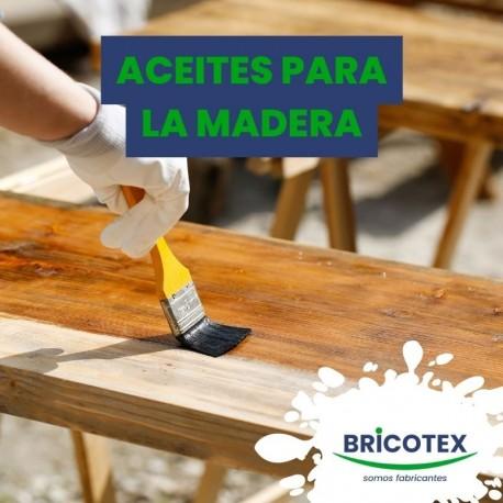 Aceites para la Madera