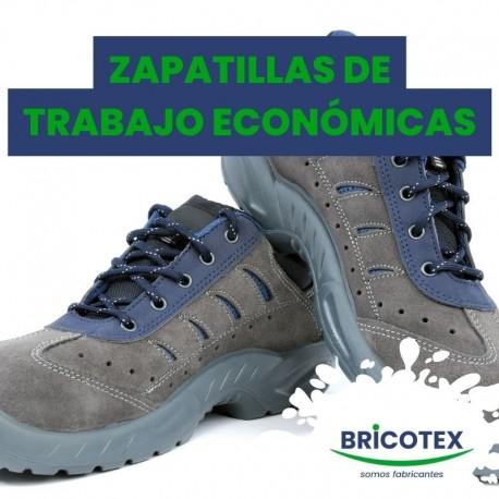 Zapatillas de Trabajo Económicas