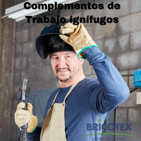 Complementos de Trabajo Ignífugos