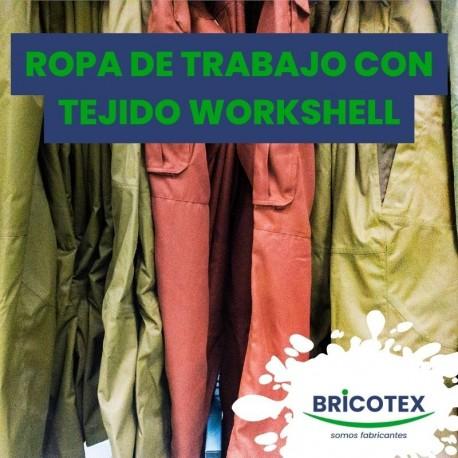 Ropa de Trabajo con Tejido WORKSHELL