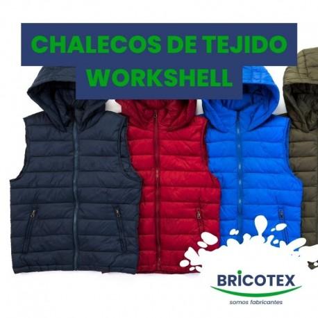 Chalecos de Tejido Workshell