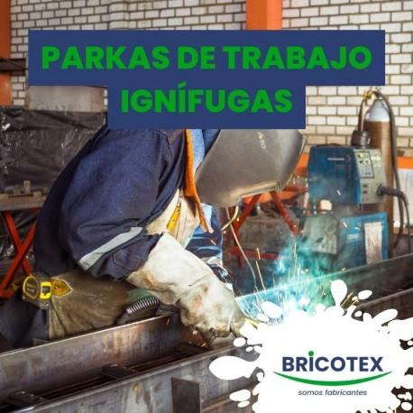 Parkas de Trabajo Ignífugas