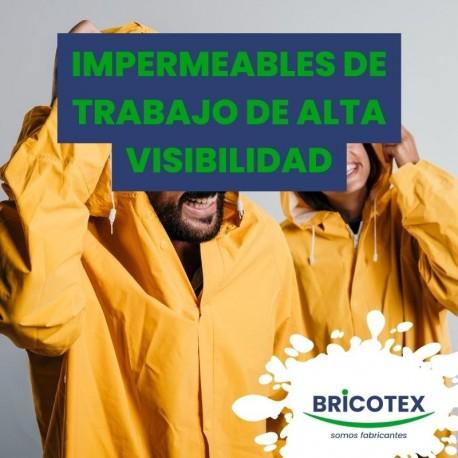 Impermeables de Trabajo de Alta Visibilidad